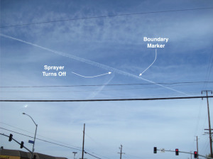 Chemtrail T-Bar