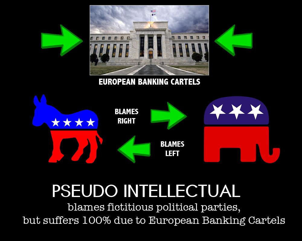 pseudo-intellectual
